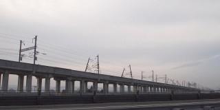 【東日本大震災】東北新幹線 福島~仙台間(3月13日撮影)